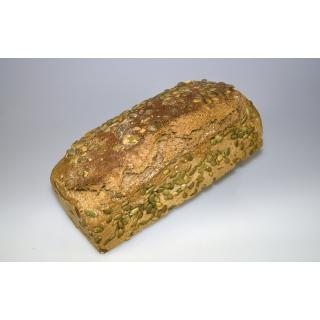 Bio  Kürbiskern-Dinkel-Kasten