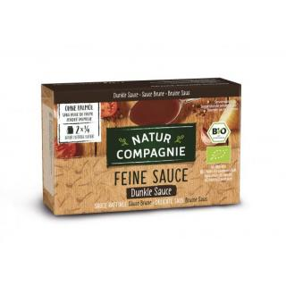 Dunkle Sauce (feinkörnig)