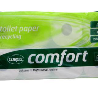 Toilettenpapier  3lagig/200Bl.