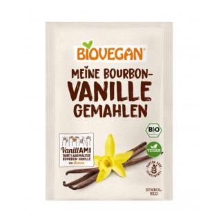 BIO VEGAN Bourbon Vanille (gemahlen)
