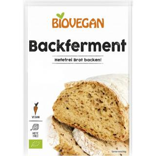 Biovegan Backferment, 20 gr Packung