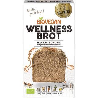 Brotbackmischung Wellness gf