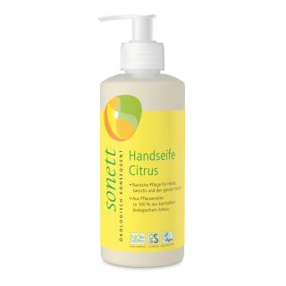 Handseife citrus