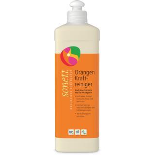Orangenkraftreiniger