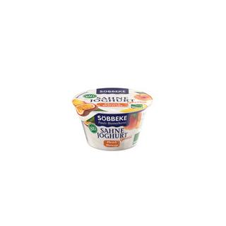 Sahnejogurt Pfirsich-Maracuja 12% - Becher
