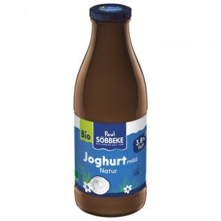 1Ltr. Jogurt mild 3,7%