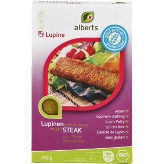 Lupinen Steak