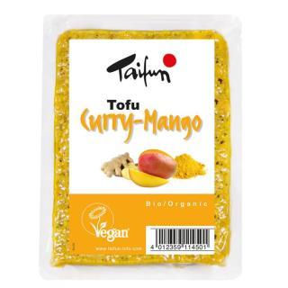 Tofu Curry-Mango