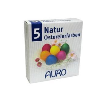 AURO-FARBEN für Ostereier