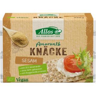 Amaranth-VK-Knäcke m.Sesam /hf