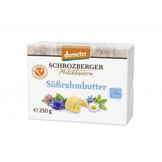 Demeter-Süßrahmbutter