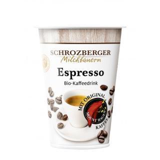 Espresso ( Milchmischg)mit Kaffee von Mount Hagen