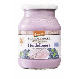Jogurt Heidelbeere