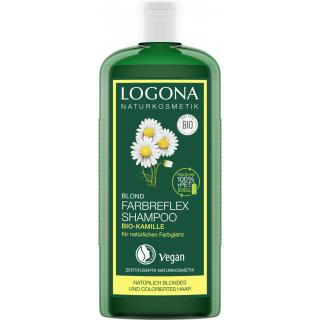 Farbpflege-Shampoo Kamille