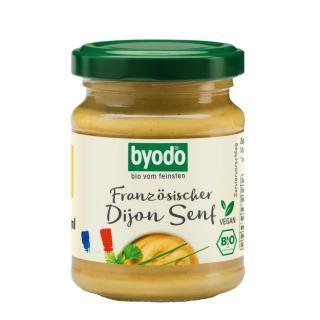 Dijon Senf sehr scharf