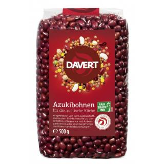 Azuki-Bohnen rot