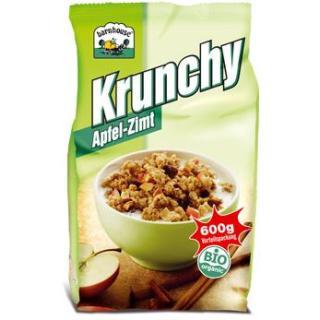 Apfel-Zimt Krunchy
