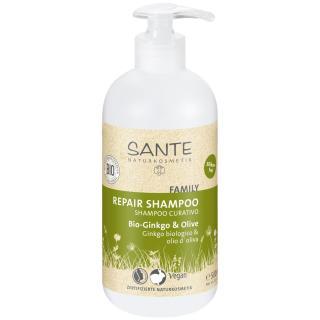 Kur Shampoo Ginkgo & Olive