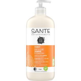 FAMILY Kraft & Glanz Shampoo Orange+Coco