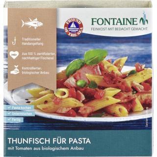 Thunfisch (für Pasta Tomate) (FOS)