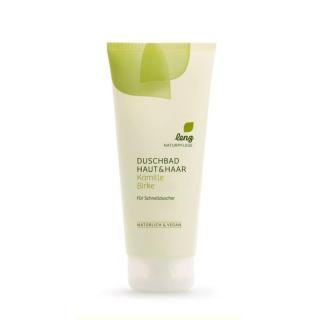 Duschbad Haut & Haar, LENZ Naturpflege Körperpfleg