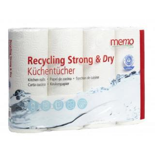 Küchenrolle Recycling 3lagig