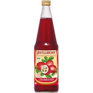 Cranberry Fruchttrunk
