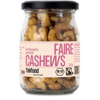 Cashewkerne geröstet Rosmarin & Thymian Fairtrade