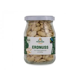 Erdnüsse natur Fairtrade