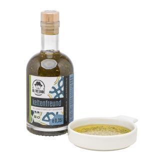 Bio Keltenfreund - würziges Leindotteröl