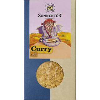 Curry süß gemahlen Tüte