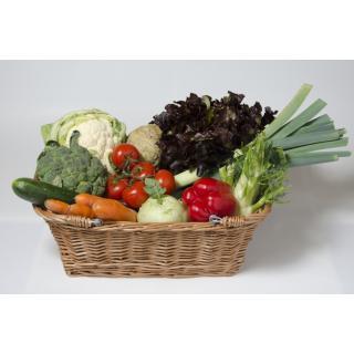 Gemüse-Kiste mittel